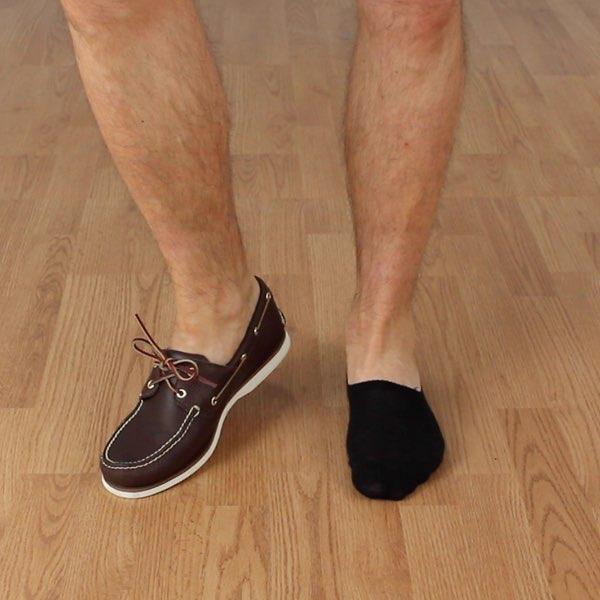 Men Boat Shoes Socks Images