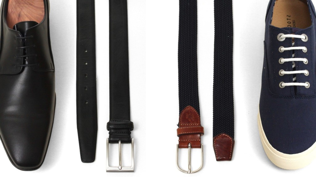 belts for men 2 basic belts comp