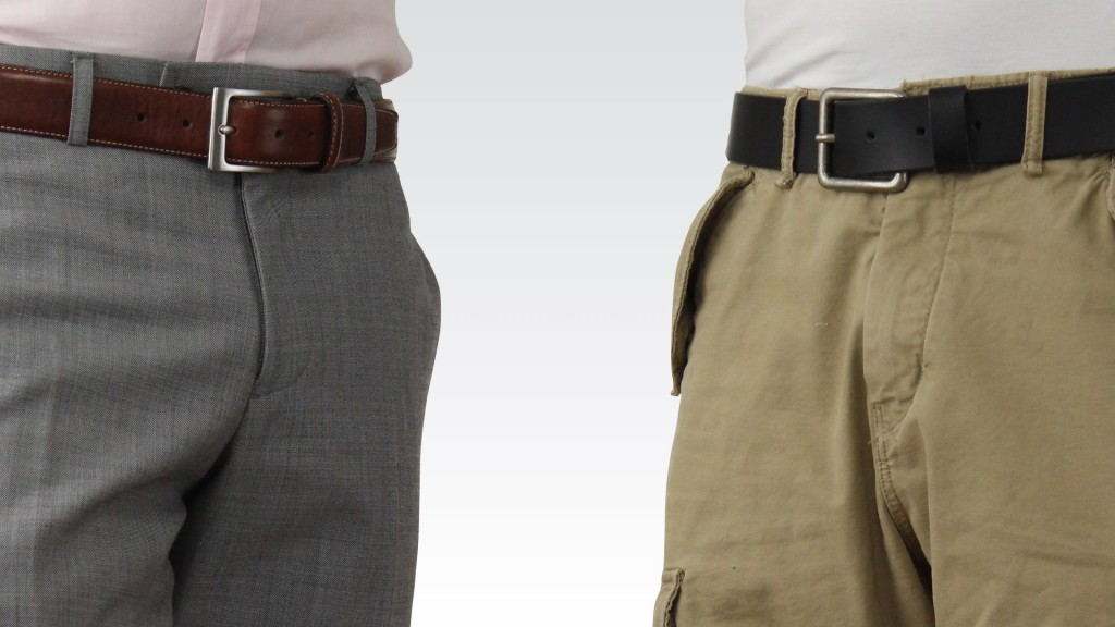 belts for men narrow vs wide belt comp