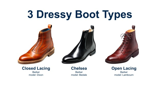 Best dress boots for men