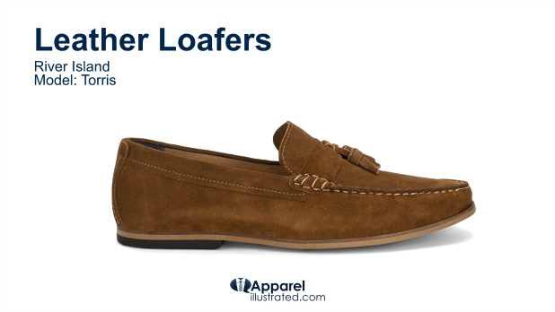 loafers with suit
