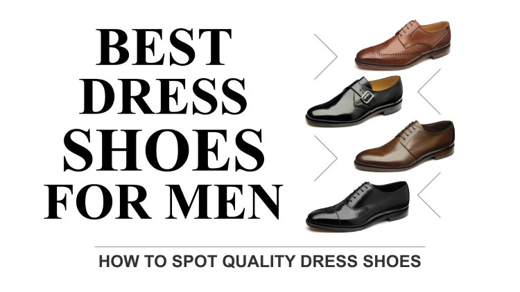 best dress shoes for men featured image