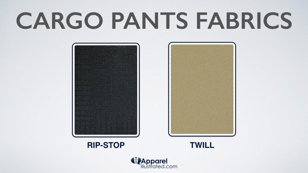 CARGOPANTSFORMEN cargo pants fabrics.