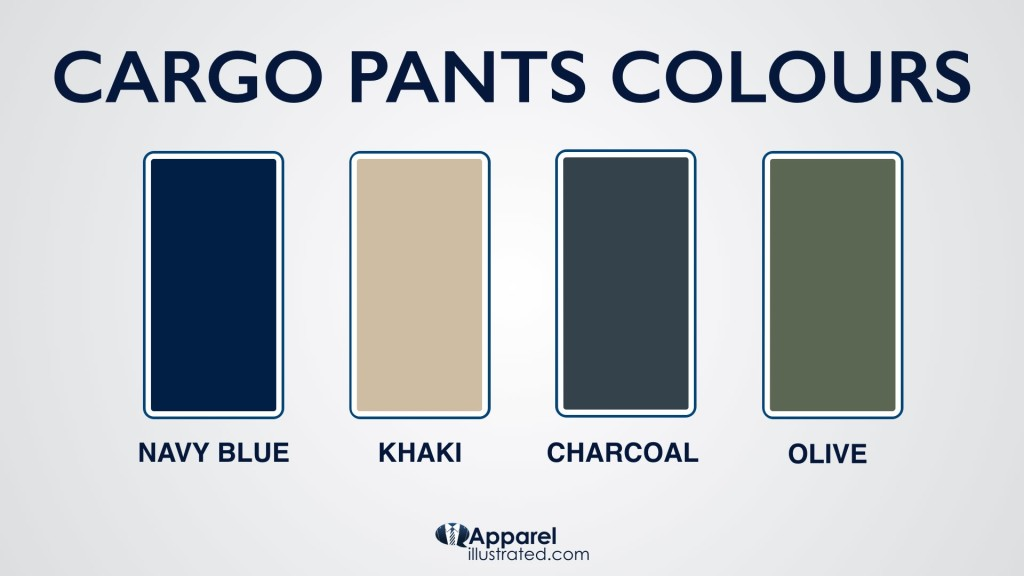 colours to wear instead of camo pants (camouflage pants)
