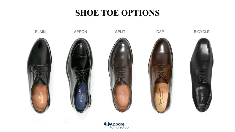 toe option of shoes to wear with jeans