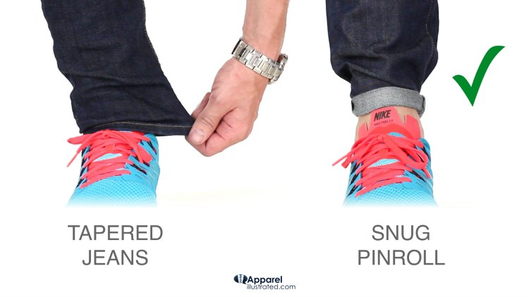 62b74c15 How to Pinroll Jeans: Pinroll in 8 Simple Steps [VIDEO + PDF]