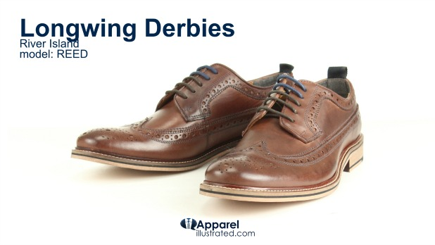 longwing derbies for men