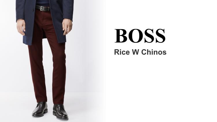 Best ChinosBoss Rice W Chinos