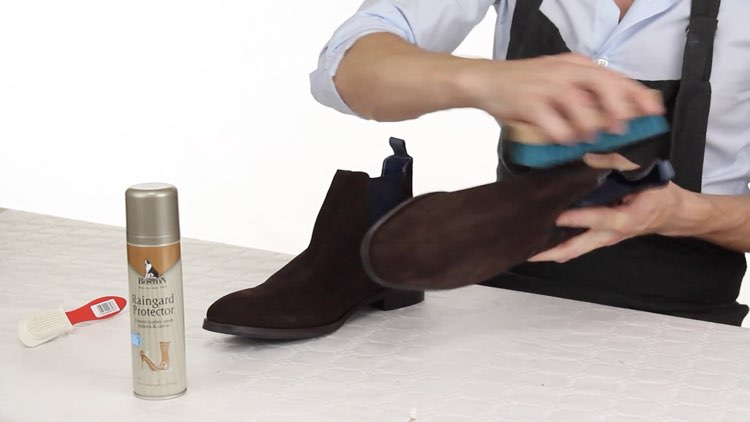 How to Polish shoes Conenent Images.014