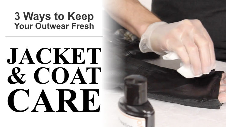Jacket and Coat Care: How I Keep My Outerwear Looking Fresh