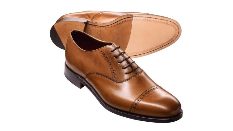 image full-brogue shoes