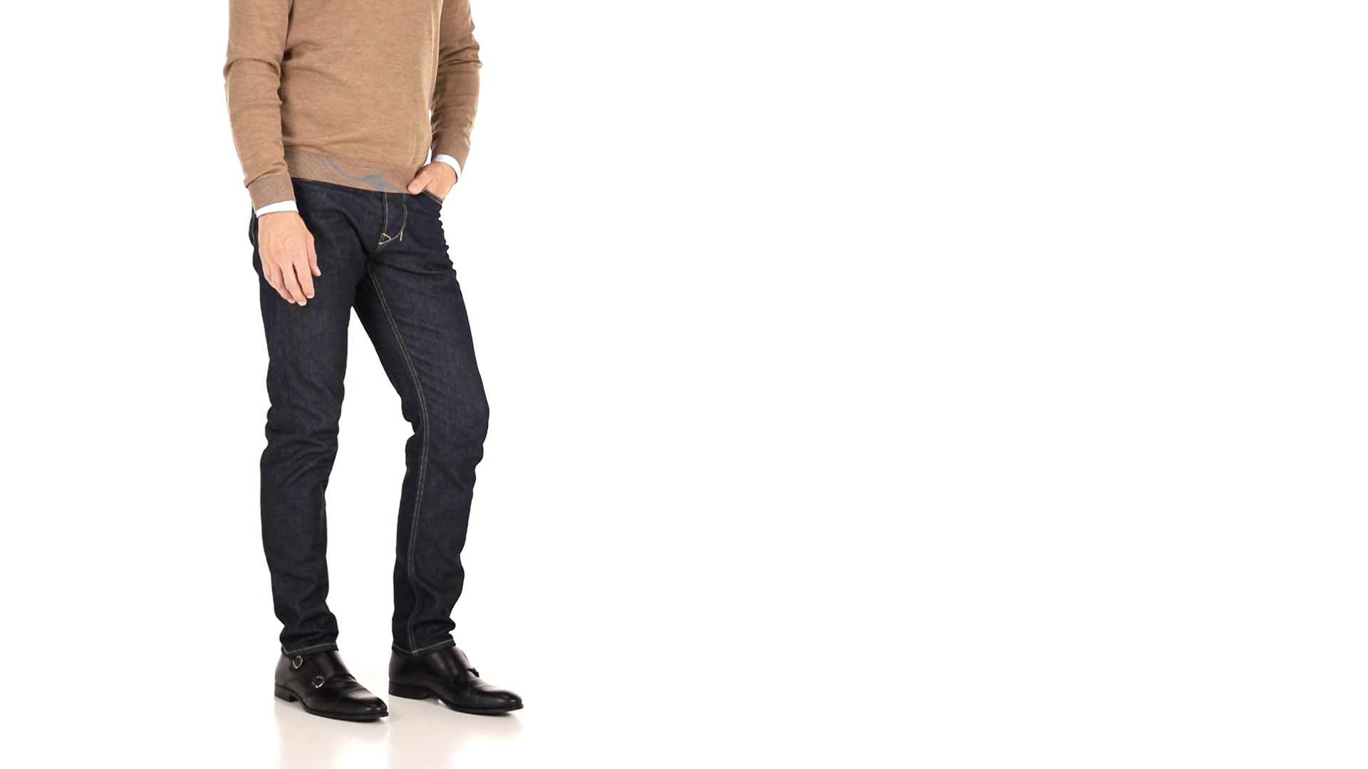 dress - Shoes what to wear with beige jeans video