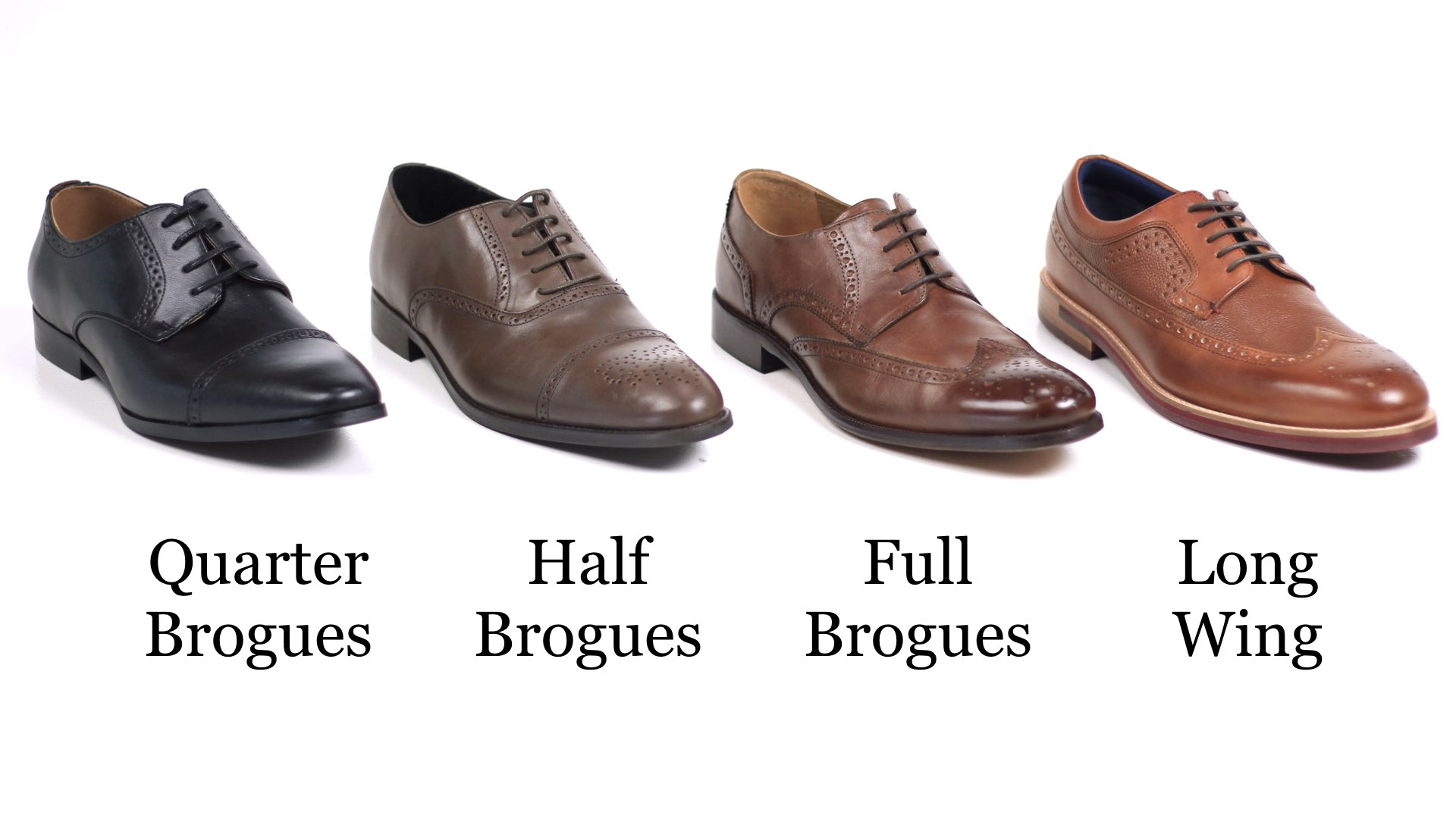 new arrival 2b076 059d7 053 four brogue shoes to wear with jeans